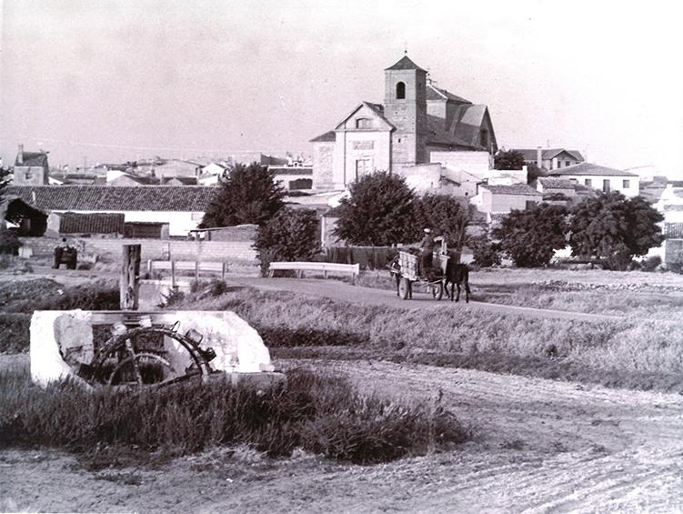 pueblo de Camuñas